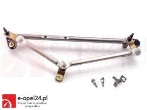 Mechanizm wycieraczek przednich Opel Vectra C / Signum