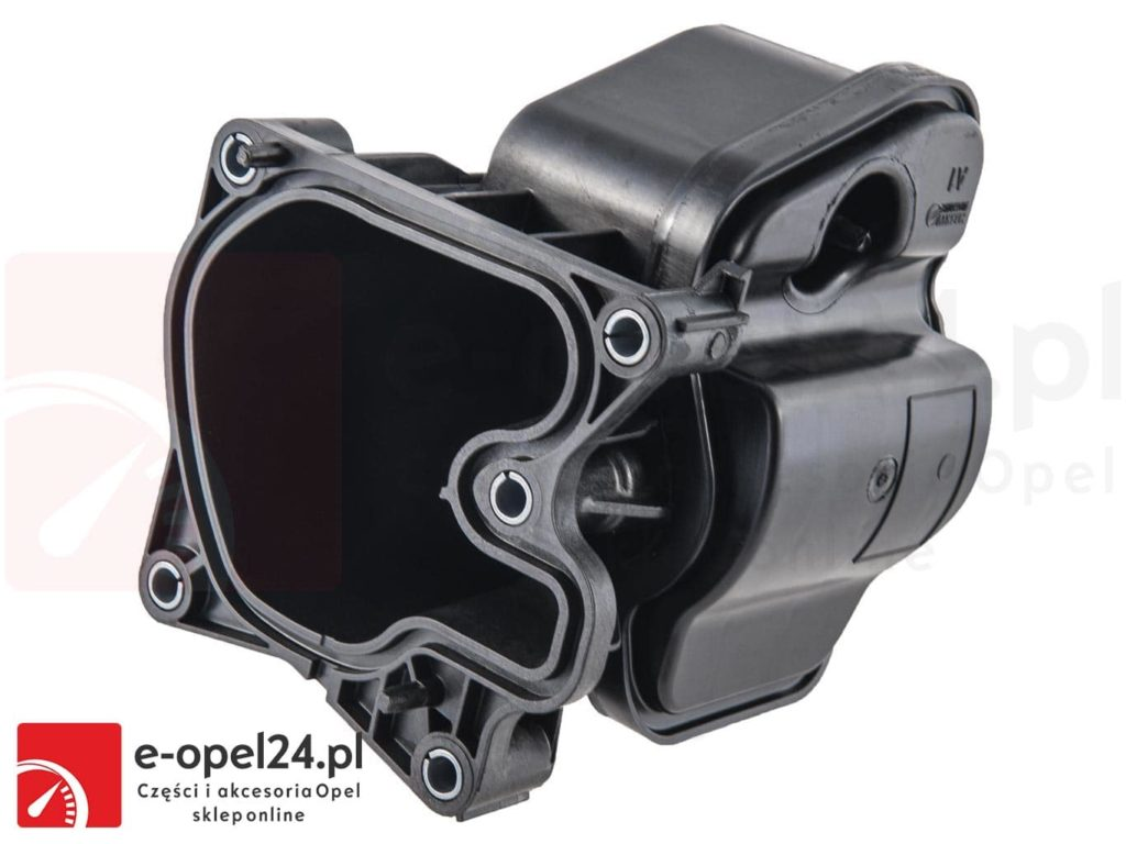 Chłodnica zaworu recyrkulacji spalin Opel Insignia A Astra J Zafira C 2.0 cdti