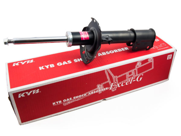Komplet przednich amortyzatorów Opel Corsa C / Combo / Meriva A / Tigra B Twinport - Kayaba - 333 755 / 333756