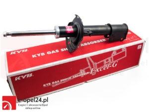 Komplet przednich amortyzatorów Opel Astra G - Kayaba - 334846 / 334847