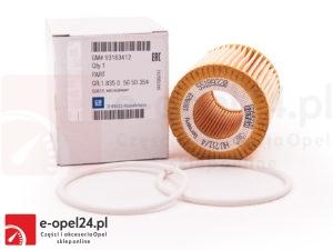 Filtr oleju 5650354 Opel Astra H Signum Vectra C Zafira B 1.9 CDTI