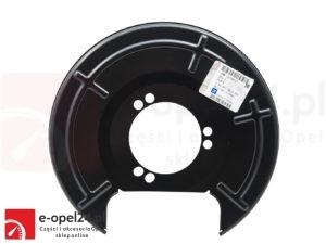 Osłona tarczy hamulcowej tył lewa Opel Insignia 13219213
