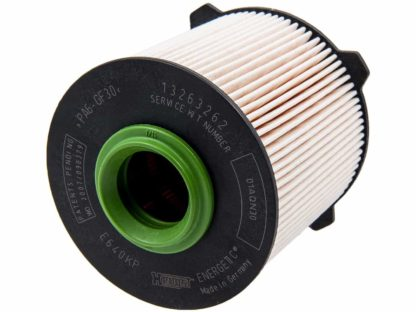 Oryginalny filtr paliwa do silników diesla 1.3 / 1.6 / 2.0 cdti Opel Astra J IV / Meriva B / Insignia / Zafira C 13263262