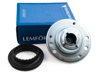 Zestaw górnego mocowania przedniego amortyzatora - poduszka + łożysko - Opel Vectra C Signum - 344537 / 13188763 / 13270705 / 344665