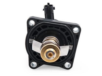 Termostat układu chłodzącego Opel Zafira C 1.6 CNG (A16XNT - 150KM) / 1.8 (A18XEL - 85kW / A18XER - 103kW) - 1338372 / 55587349
