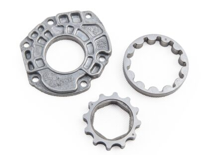 Zestaw naprawczy pompy olejowej Opel Corsa C III / D IV do silników 1.0 1.2 1.4 - 648703 / 93177165