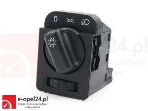 Przełącznik świateł z regulacją mocy podświetlania zegarów - 1240126 / 90213283