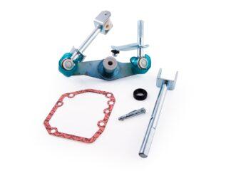 Mechanizm zmiany biegów - kompletny zestaw naprawczy - Opel Vectra A / Astra F