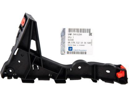 Prawy ślizg zderzaka przedniego Opel Astra H IIi- 1406548 / 24460284