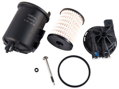 Opel Vectra B filtr paliwa - obudowa 2.0 DI DTI 2.2 DTI 818536 / 9129136