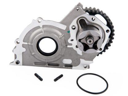Olejowa pompa z kołem pasowym i uszczelkami do silników diesla 1.7 Opel Astra / Corsa / Meriva - 646164 / 6 46 164 / 98060385