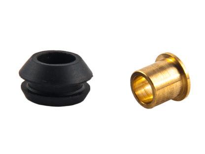Tuleja z gumowym amortyzatorem górnej osłony pokrywy zaworów Opel Astra / Corsa / Signum / Tigra / Vectra / Zafira 607813 / 90412865