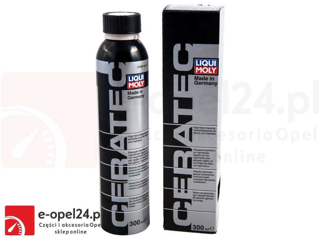 Cera Tec - dodatek do oleju silnikowego firmy Liqui Moly