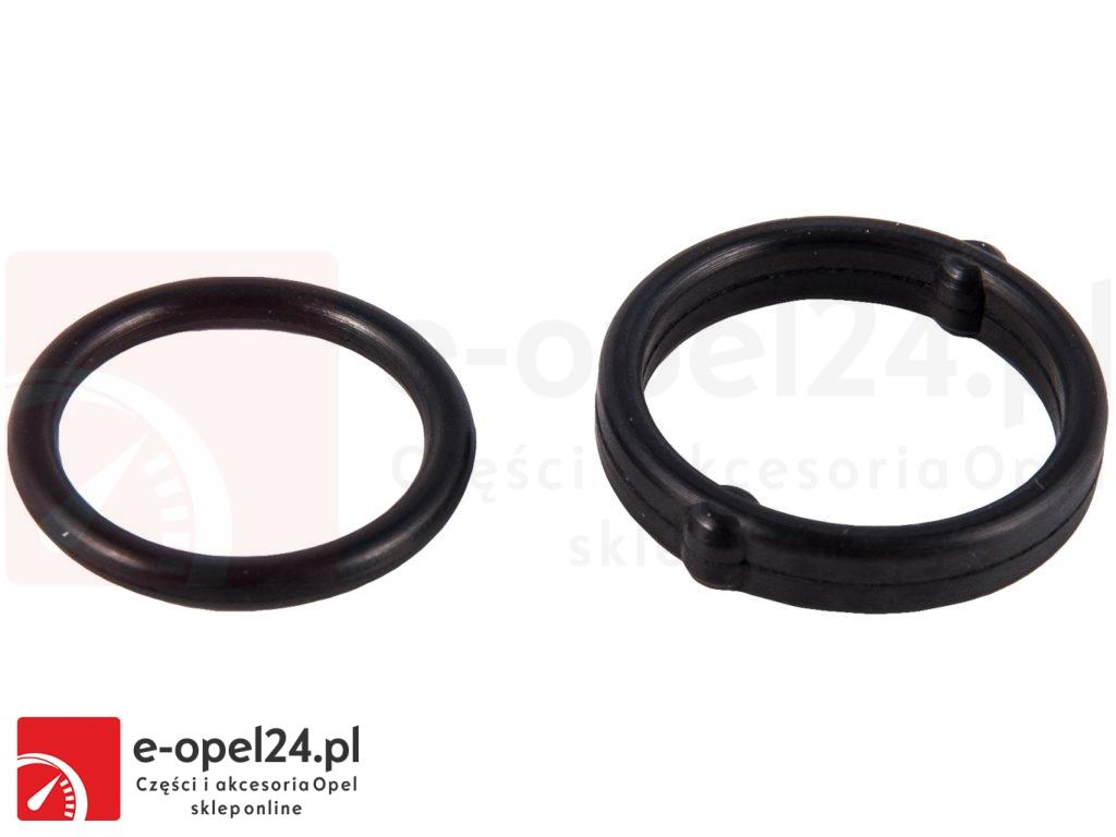 Uszczelki obudowy filtra oleju Opel Insignia / Astra J / Zafira C / Cascada - 2.0 CDTI - 650217 / 55485373