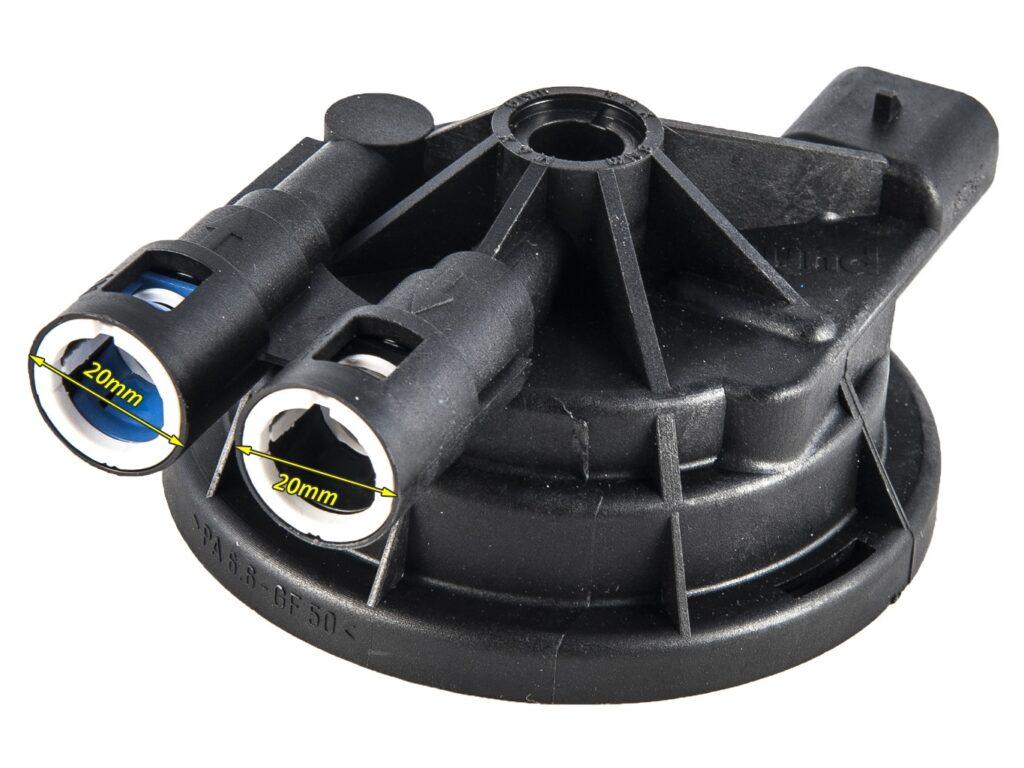 Pokrywka filtr paliwa Opel - 818338 / 90542870