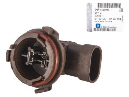 Oprawka żarówki H7 Opel Astra G 9114646 / 1226084