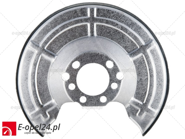 Osłona tarczy hamulcowej Opel Astra G H / Zafira A B - 90498290 / 546435