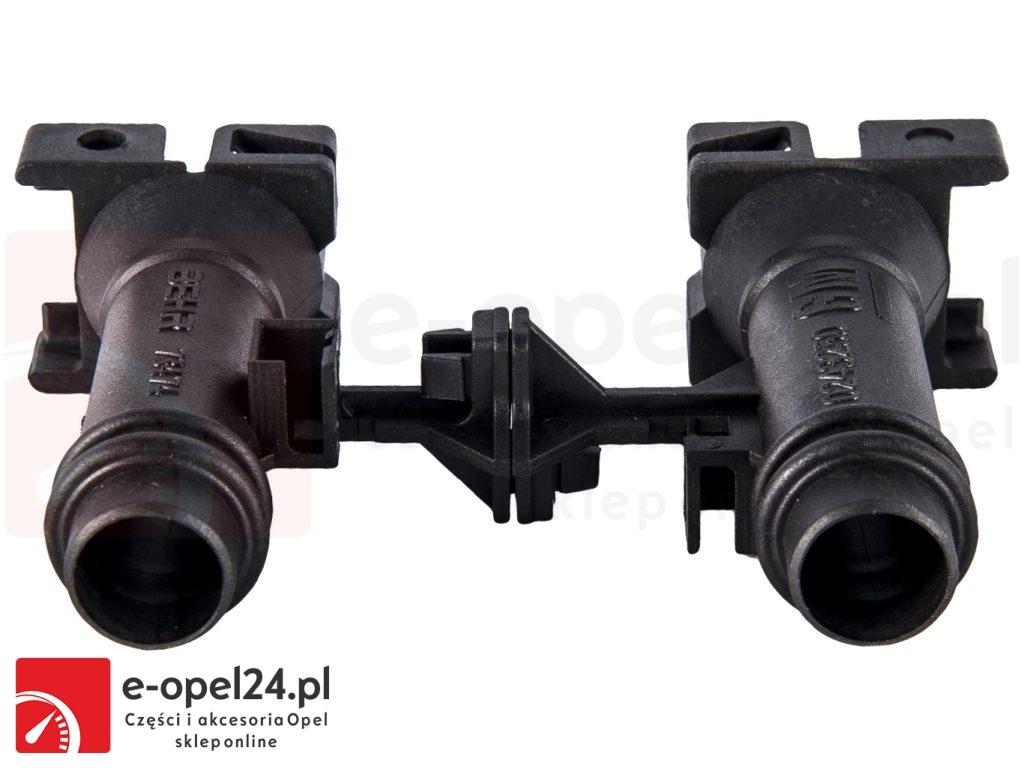 Lornetka - adapter zaworu nagrzewnicy BEHR do Opla Astra G / Zafira A
