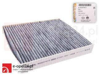 Oryginalny filtr kabinowy węglowy - 1808246 / 13271191 - Opel Astra J / Cascada / Insignia / Meriva B / Mokka / Mokka X / Zafira C