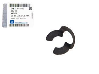 Pierścień zabezpieczający linka hamulca ręcznego 20 80726 / 11061021