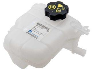 Zbiornik wyrównawczy płynu chłodniczego Opel Astra J IV / Cascada 1304019 / 13370133