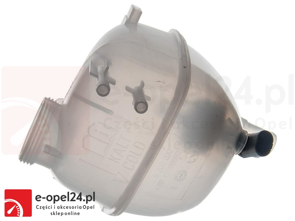 Zbiornik płynu chłodzącego silniki Opel Signum / Vectra C - 95522493