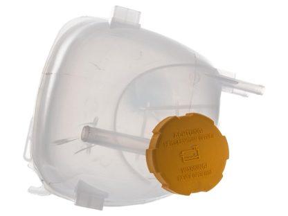 Zbiornik płynu chłodzącego z korkiem i czujnikiem poziomu płynu Opel Vectra C / Signum 1.6 / 1.8 / 2.0 / 3.2