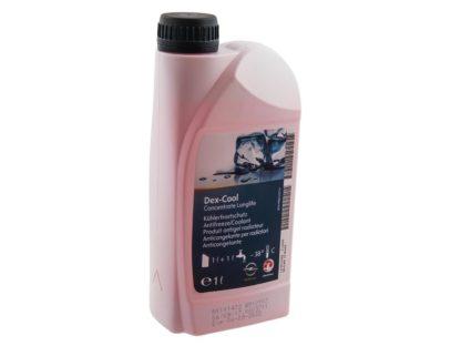 Płyn chłodniczy do Opla czerwony 1L DexCool