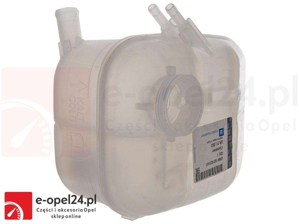 Zbiorniczek płynu chłodniczego Opel Zafira B 1.6 / 1.8 / 2.0 / 1.7 CDTI / 1.9 CDTI