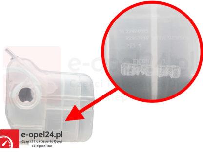 Zbiornik płyny chłodniczego Opel Insignia 1304034 / 22953219