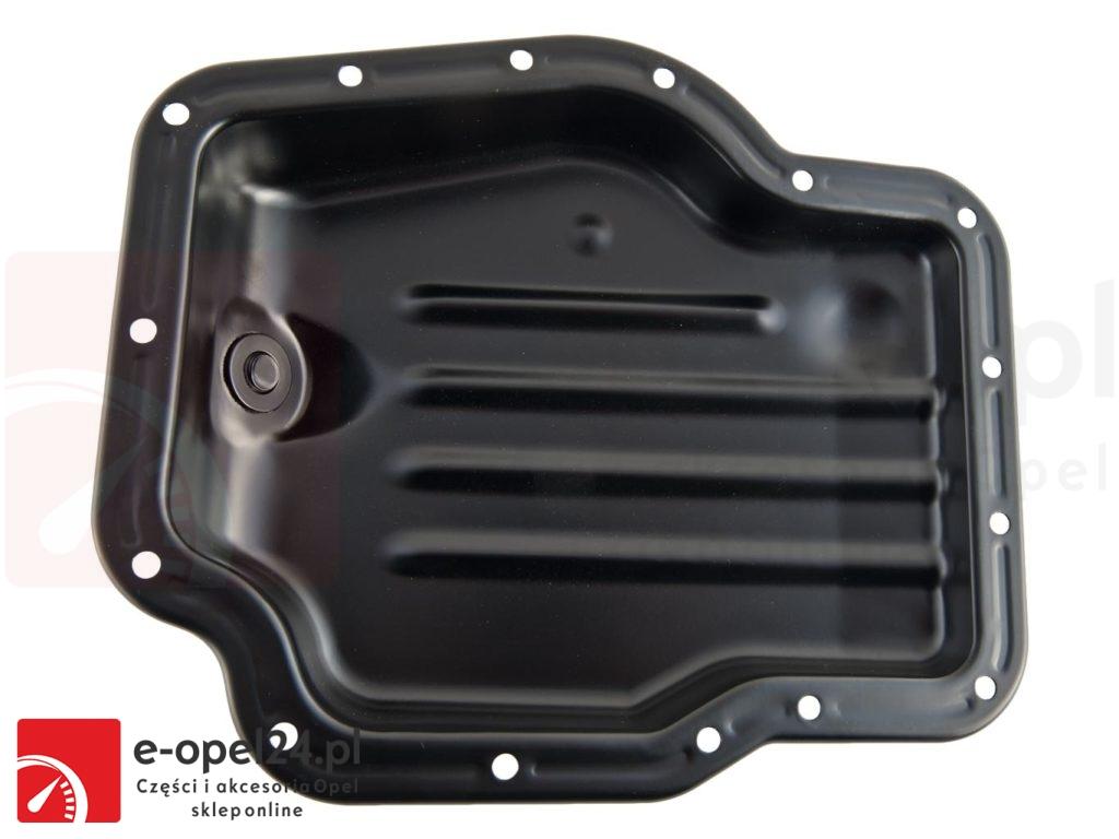 Miska olejowa w zestawie z Korkiem spustu oraz Pastą uszczelniającą do silników 1.7 DTi - Opel Astra G H / Meriva A - 652067 / 97350738 / 93165267