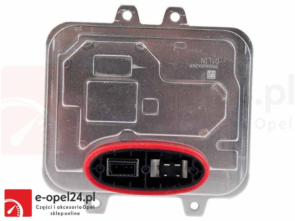 Układ sterowania lampami xenon - Opel Astra J