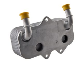 Nowa chłodnica oleju do silników 2.0 DI - Opel Vectra C B / Signum / Sintra - 650607 / 9117318
