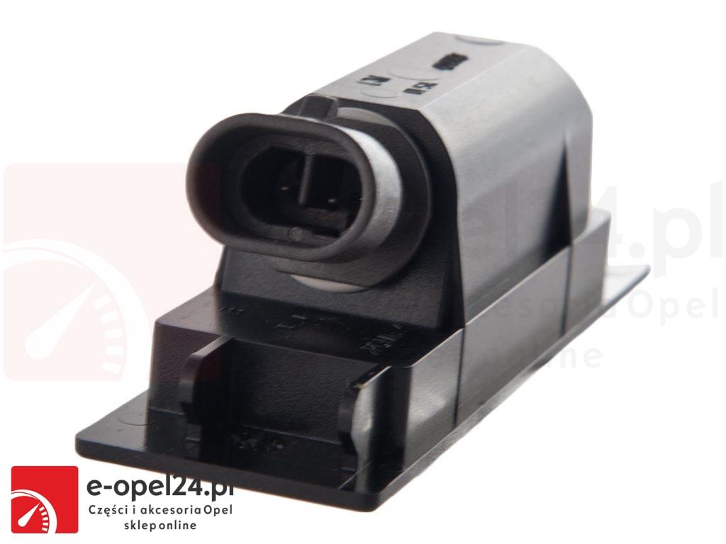 Oświetlenie Tablicy rejestracyjnej Opel Meriva A- 6223506 / 9164143