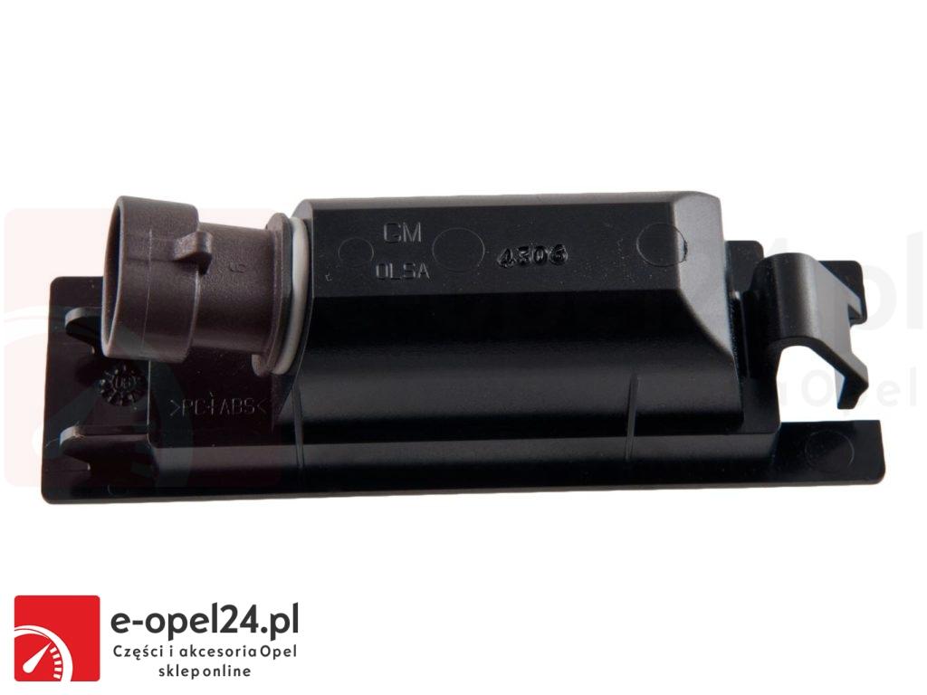 Oryginalna lampka Tablicy rejestracyjnej GM OE Opel Meriva A - 6223506 / 9164143