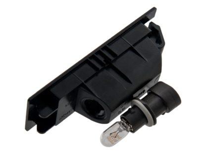 Oświetlenie Tablicy rejestracyjnej zestaw żarówka oraz oprawka - Corsa C- 6223506 / 9164143