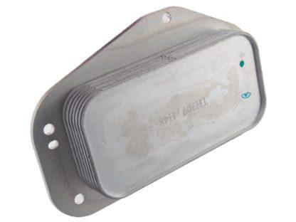 Chłodnica oleju - Opel Astra J H / Corsa D E - 5650833 / 55355603