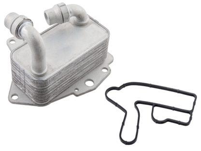 Chłodnica oleju w zestawie z uszczelką do silników diesla 2.0 CDTi - 650184 / 55595532 Opel Insignia A 2009 - 2017