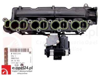 Kolektor ssący do silników 2.0 cdti - Opel Astra J IV / Cascada / Insignia / Zafira C - 849245 / 55571993