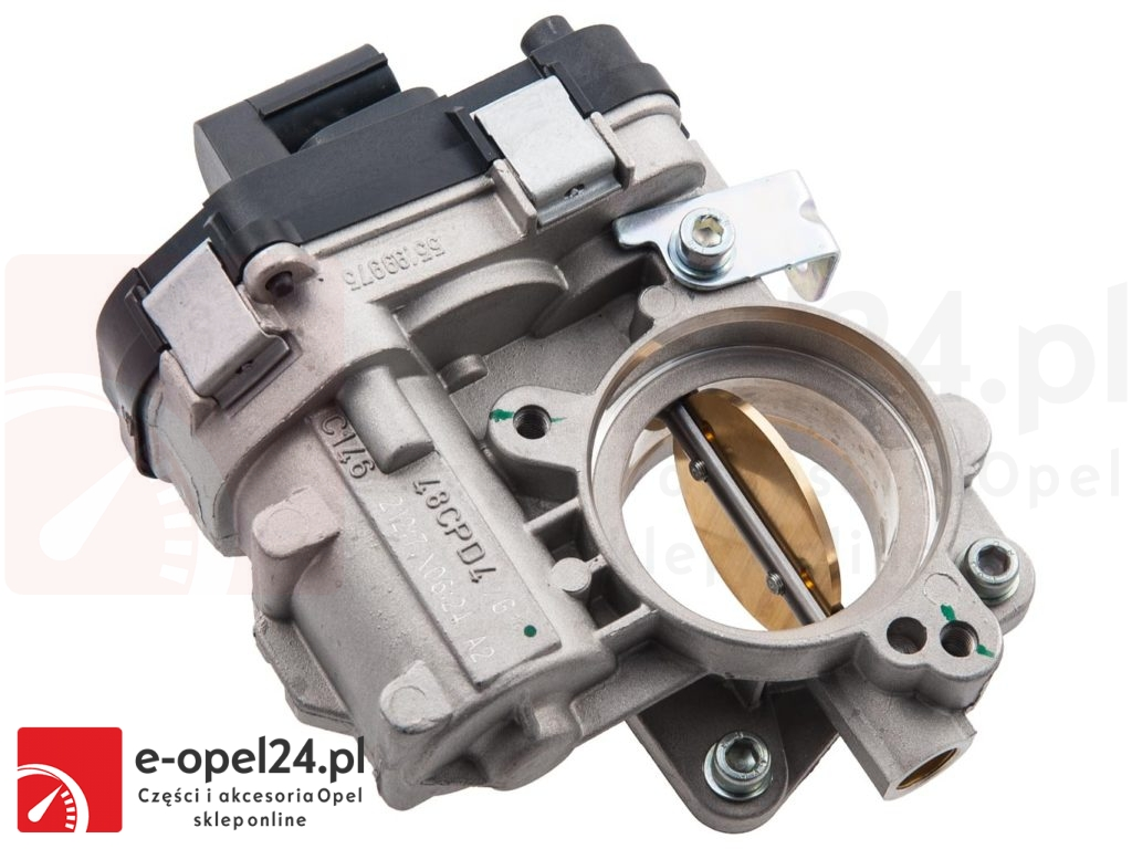 Przepustnica Opel 1.9 cdti 150km Z19DTH - Astra H III / Signum / Vectra C / Zafira B - 5828246 / 55199971