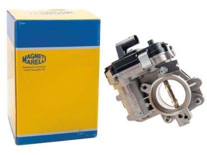 Przepustnica Opel Vectra C / Signum 1.9 cdti - 825310 / 93179062 / 825512