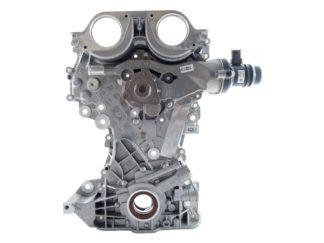 Pokrywa rozrządu z pompą oleju, pompą wody oraz termostatem 638213 / 55596354 - Opel Adam / Astra J / Corsa D E / Meriva B