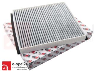 Filtr kabinowy węglowy (nawiewu) - Opel Astra G II (BEHR) / Zafira A (BEHR) / Zafira B - 1718042 / 9118699