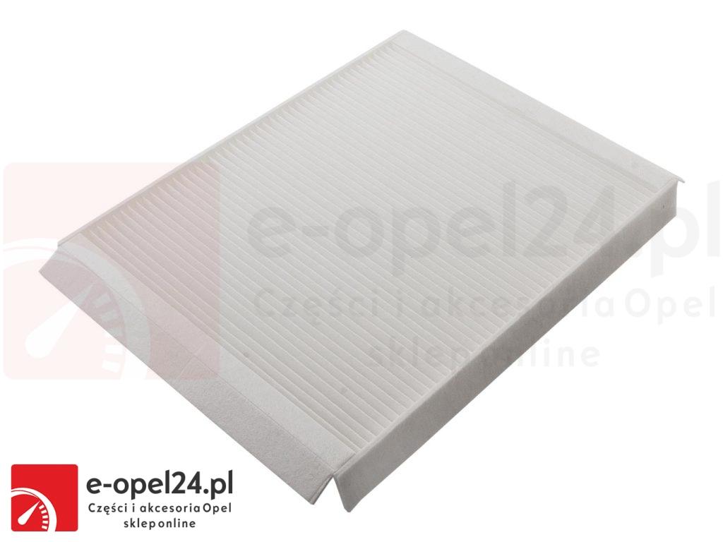 Filtr kabinowy (nawiewu) - Opel Astra G II (BEHR) / Zafira A (BEHR) / Zafira B - 6808611 / 93182436