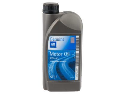 Olej silnikowy półsyntetyczny 10W40 1L GM - 1942043 / 93165213
