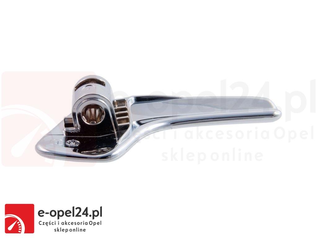 Oryginalna Klamka Wewnętrzna prawa przednia - Opel Corsa D - 136045 / 13297814