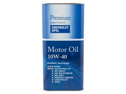 Olej silnikowy półsyntetyk 10w40 motor oil