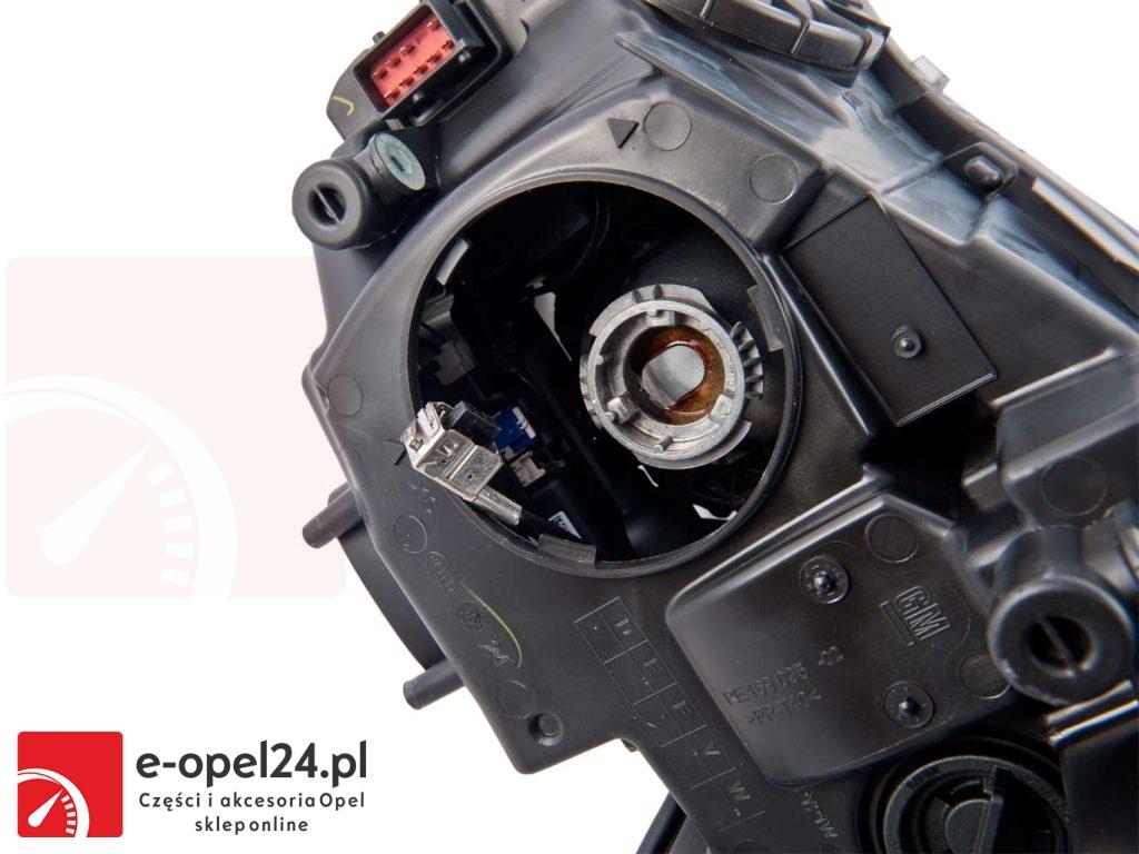Reflektor ksenonowy przedni prawy stosowany z systemem AFL - Opel Insignia - 1216743 / 22925419