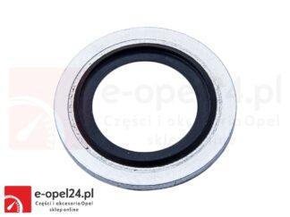 Uszczelka pierścieniowa pod korek miski olejowej do silników diesla CDTi - Opel Zafira B C / Combo C / Cascada / Vectra C / Signum / Insignia / Astra J - 652259 / 55196309