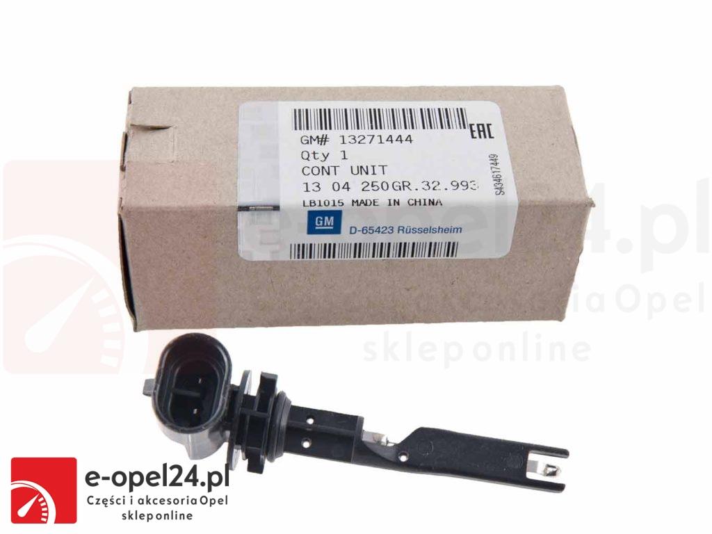 Czujnik poziomu płynu chłodniczego - Opel Insignia A - 1305250 / 13271444